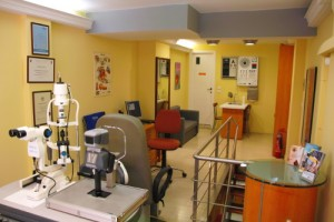 optometry lab
