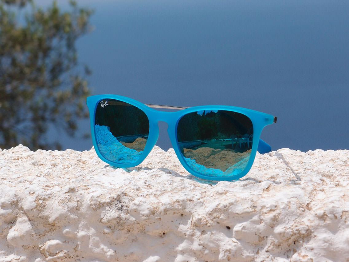 04e4e50604 ... Παιδικά γυαλιά ηλίου από την Ray Ban ...